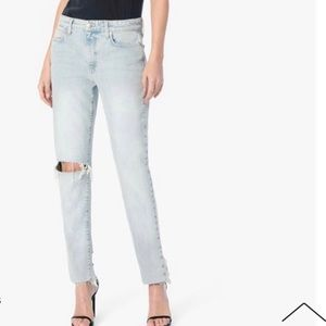 Taylor Hill x Joes Jeans // The Kass Ankle Jean